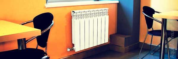 радиаторы для отопления биметаллические