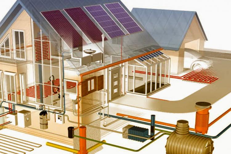 Автономное водоснабжение загородного дома