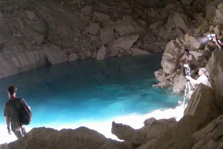 Подземные воды мира и гидрогеология