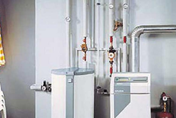 Система отопления в загородном доме