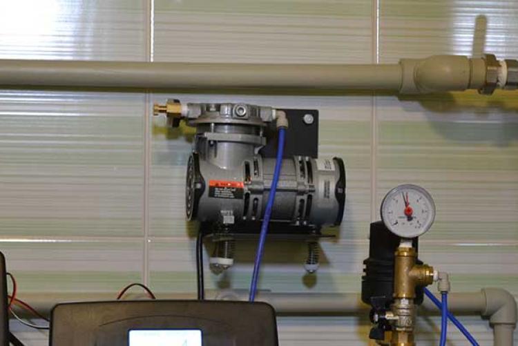 Система водоподготовки 1